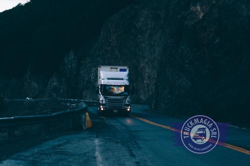 A fi șofer de TIR sau de camion, o meserie la fel de grea ca oricare alta