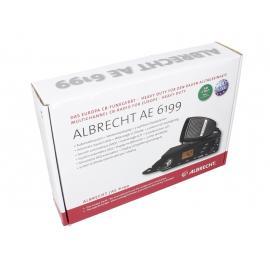Statie emisie receptie CB ALBRECHT AE 6110