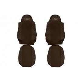 Set huse scaune pentru MAN TGA 01.2000-12.2010 , TGL 2005+, TGS 2013 +, TGM 2013+